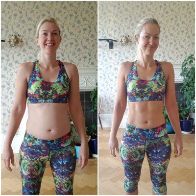 Julia Buckley workouts