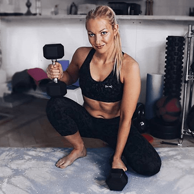 Julia Buckley fitness